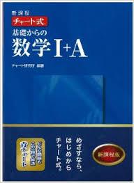 高校数学ⅠAは青チャートでカンペキ!これ1冊で偏差値70も目指せる!?