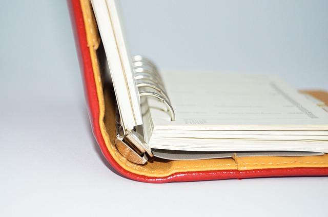 高校生の学習管理に効果抜群!手帳の実践的な活用シーン